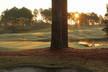 Hole 9 MS Sunrise